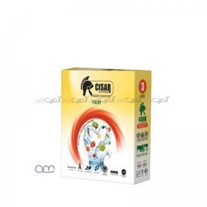 کاندوم سزار مدل Fruit بسته 3 عددی