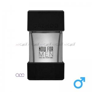 ادو پرفیوم مردانه داژو مدل Now For Men حجم 100 میلی لیتر