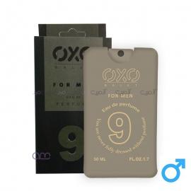 عطر جیبی مردانه OXO مدل 09 حجم 50 میلی لیتر