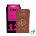 عطر جیبی مردانه OXO مدل 12 حجم 50 میلی لیتر