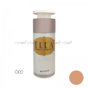 کرم پودر مایع پمپی الا Ella مدل E06