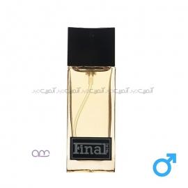 عطر جیبی مردانه فینال مدل Adnan B Ambre Noir حجم 20 میلی لیتر