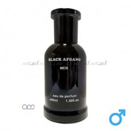 عطر جیبی مردانه پاشا مدل Black Afghan حجم 40 میلی لیتر