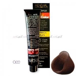 رنگ مو قهوه ای روشن رنوال Renewal شماره 5.0