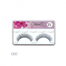 مژه مصنوعی موی طبیعی شاینر shiner کد Sh-508-qs