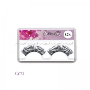 مژه مصنوعی موی طبیعی شاینر shiner کد Sh-508-zs