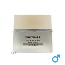 ادو پرفیوم مردانه فوتبال Football مدل EMBLEM حجم 80 میلی لیتر