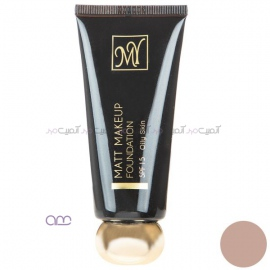 کرم پودر مای سری Black Diamond مدل matt makeup شماره 01