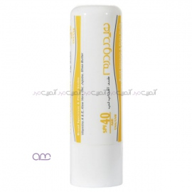 بالم ضد آفتاب لب هیدرودرم SPF40 وزن 4.5 گرم