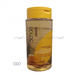 شامپو بدن شون مدل Almond And Honey حجم 420 میلی لیتر
