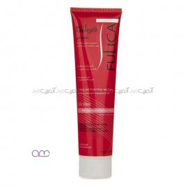 ماسک مو فولیکا Fulica مناسب موهای رنگ و هایلایت شده حجم 100 میلی لیتر