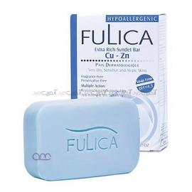 پن فولیکا Fulica مدل Cu-Zn مقدار 100 گرم