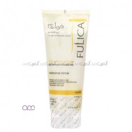 نرم کننده فولیکا Fulica مخصوص موهای خشک و آسیب دیده حجم 200 میلی لیتر