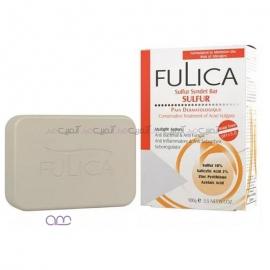 پن ضد جوش فولیکا Fulica مدل SULFUR وزن 100 گرم