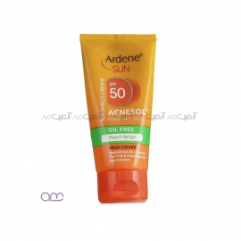 کرم ضد آفتاب آردن مدل Peach Beige مقدار 50 گرم