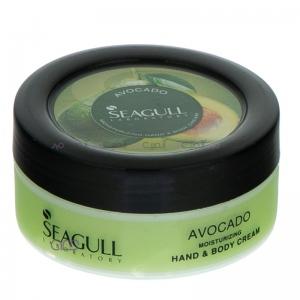 کرم مرطوب کننده سی گل SEAGULL مدل Avacado حجم 100 میلی لیتر