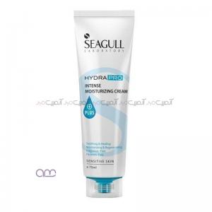 کرم مرطوب کننده قوی سی گل SEAGULL مخصوص پوست حساس و خشک حجم 75 میلی لیتر