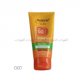 کرم ضد آفتاب آردن مدل Natural Beige مقدار 50 گرم