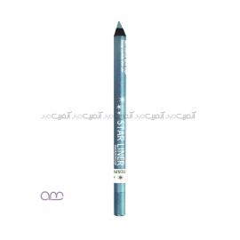 مداد چشم ضد آب آرکانسیل مدل Star Liner-504