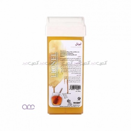 موم وکس خشابی عسلی لیونل lionel مقدار 100 گرم