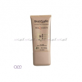 کرم ضد آفتاب رنگی سان سیف sunsafe مدل SPF50 NW15