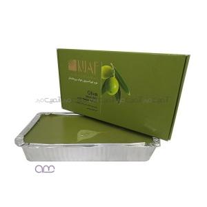 موم موبر کواف kuaf مدل olive وزن 500 گرم