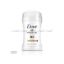 استیک ضدتعریق داو dove مدل invisible dry حجم 40میلی لیتر