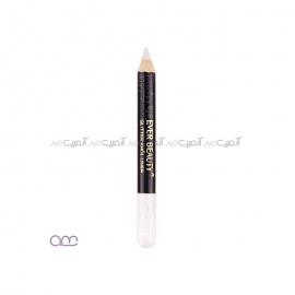 مداد چشم و لب اکلیلی اور بیوتی EVER BEAUTY رنگ سفید