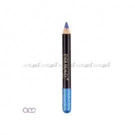 مداد چشم و لب اکلیلی اور بیوتی EVER BEAUTY رنگ آبی
