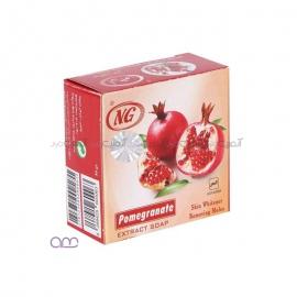 صابون انار ان جی NG مدل Pomegranate حجم 50 میلی لیتر