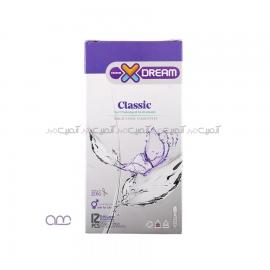 کاندوم ایکس دریم Xdream مدل Prolong Coffee بسته 12 عددی