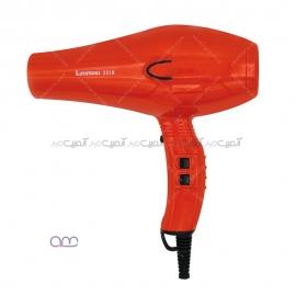 سشوار لوکسور LUXUR مدل ۳۲۱۸ رنگ نارنجی